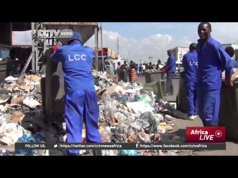 Initiative to Generate Energy from Zambia Capital City's Garbage