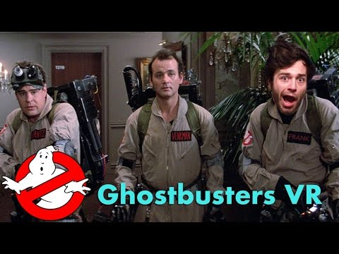 Ghostbusters VR PSVR Review & Gameplay - Virtual Reality Gaming on PlayStation VR