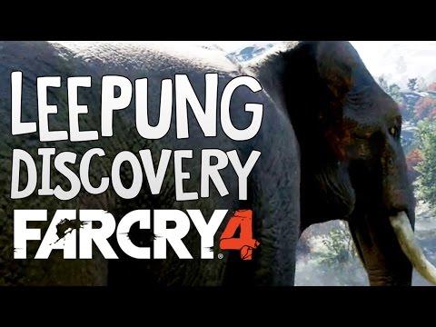 "LEEPUNG DISCOVERY ""FARCRY 4 : สารคดีชีวิตของช้าง"""