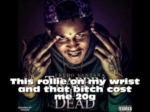 Fredo Santana - History [Lyrics On Screen]