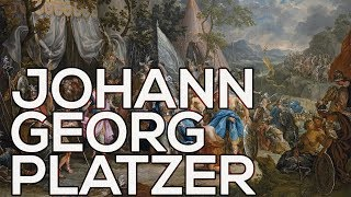 Johann Georg Platzer: A collection of 59 paintings (HD)