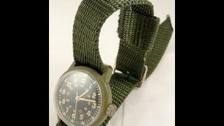 vietnam war gear era watch military automatic manual wristwatches wrist pilots b