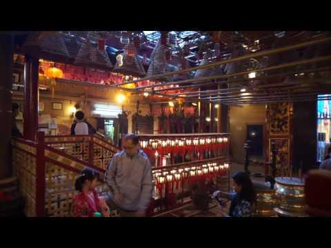 Man Mo Tempel Hongkong