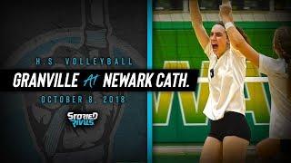 Video HS Volleyball | Granville at Newark Catholic [10/8/18] download MP3, 3GP, MP4, WEBM, AVI, FLV Oktober 2018