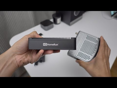 The redesigned HDHomeRun Extend - perfect for cord-cutters