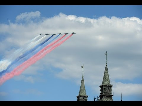 Victory Day Parade on Red Square 2016 (Full Video)