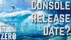 Subnautica Below Zero: Console Release Date