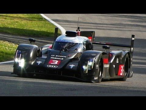 The Sound of Speed: 2014 Audi R18 E-Tron Quattro LMP1