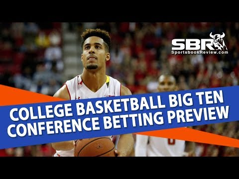 College Basketball Betting | Big Ten Conference Preview + Free Picks | Right Side of Campus