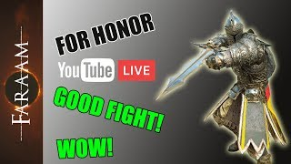 The extraaaaaaa long Stream - First For Honor then Lara Croft..... FOR REAL