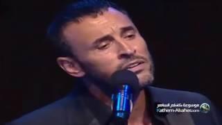 دخول + اني خيرتك فختاري - كاظم الساهر - مهرجان بابليوس ٢٠١٢