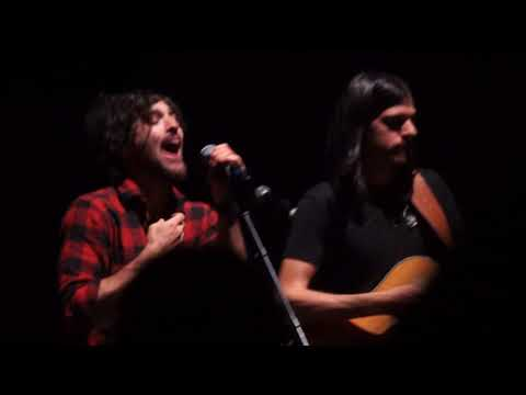 """Avett Brothers """"Backwards with Time""""  Chicago Theatre, Chicago, IL 11.09.17"""