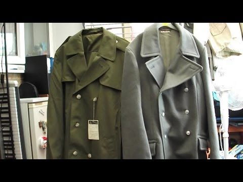 The difference between Trenchcoats and Greatcoats