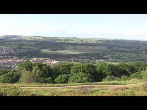 Chevin Country Park, Otley Chevin, Leeds, UK - 18th June, 2012 (720 HD)