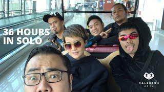 Talentum Trip to Solo  with Lea Simanjuntak