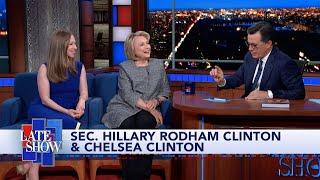 Sec. Hillary Clinton: Greta Thunberg Spoke Truth To Power At The U.N.