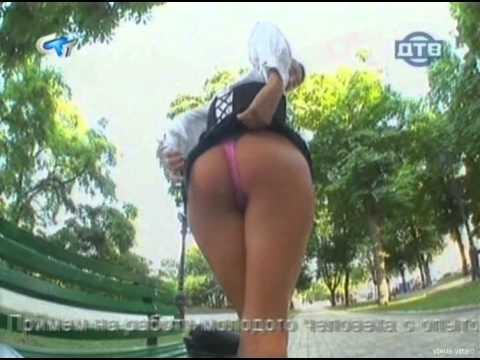 Russian Candid Camera Sexy 114
