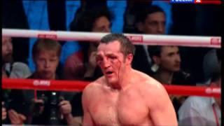 Кровавый бой Джонса и Дениса Лебедева