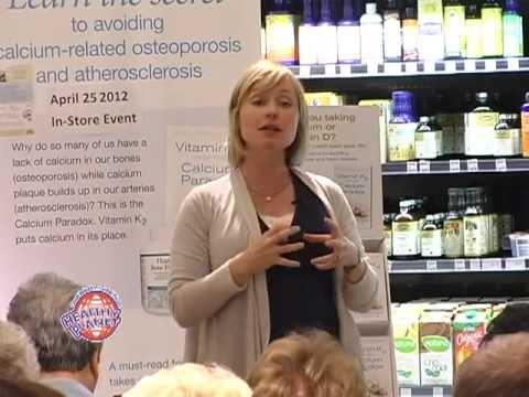 Dr. Kate Rhéaume-Bleue: The Calcium Paradox