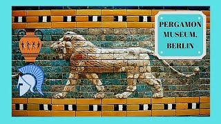 The Pergamon Museum, Berlin (Germany)