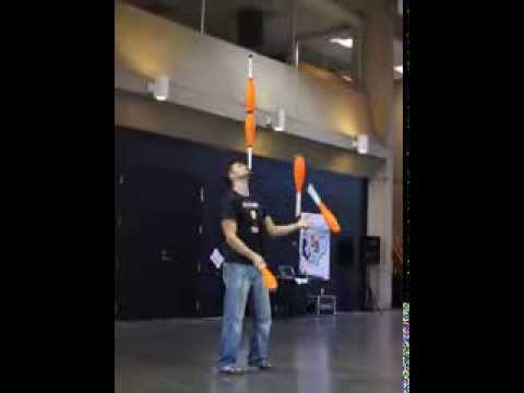 Cleveland Circus 2013 - Best Trick