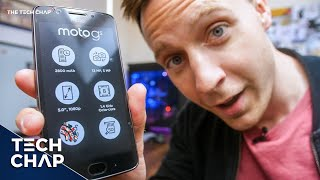 Moto G5 Unboxing - It's So Cheap! | The Tech Chap