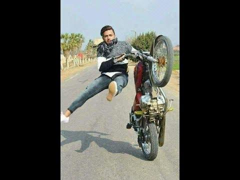 One wheeling Accdeint 2018 | karachi wheelers 302