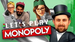CHRISTMAS IS FOR BOARD GAMES - Let's Play Monopoly on Tabletop Simulator