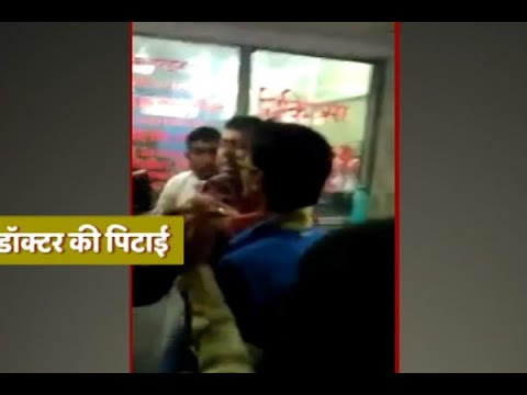 Patna: People cause chaos in PMCH, beat up junior doctors po
