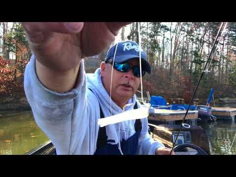 Crappie Fishing - WOW!! Crappie Blitz.. on High Rock Lake, NC