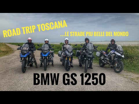 BMW R1250 GS EXCLUSIVE Tour centro Italia