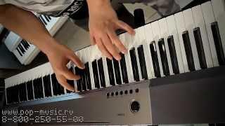 видео пианино casio