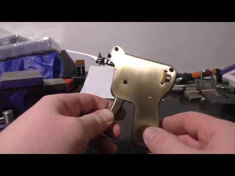 Otwieranie zamków bez klucza - dwa ciekawe i pomocne narzędzia - Pick Gun i Spinner Gun