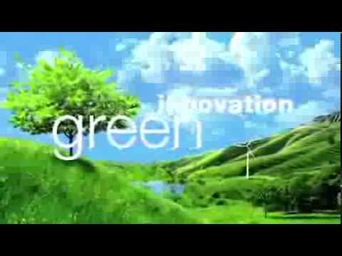 Green Innovation - Our Future Depends on it