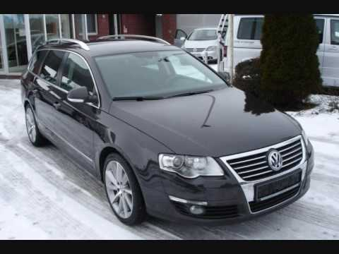 Volkswagen Passat 2.0TDI Highline DSG 2009 - YouTube