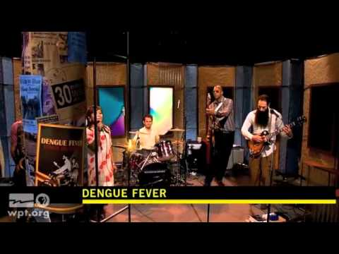 "Dengue Fever ""New Year's Eve"" on WPT ""30 Minute Music Hour"""