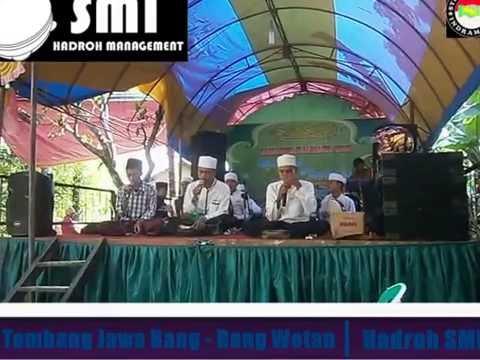 Hadroh SYEKHERMANIA INDRAMAYU   Tembang Jawa Sluku-Sluku Bathok, Bang - Bang Wetan
