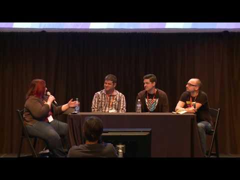 Promoting Your Game Panel | PixelPop Festival 2016