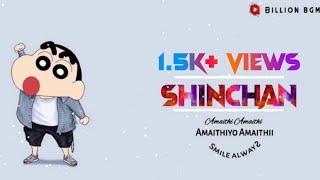 Shinchan Amaithiyo Amaithi dialogue & ringtone watsapp status😎(Tamil)