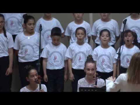 Sinop polifonik çocuk korosu 2016 tiktak