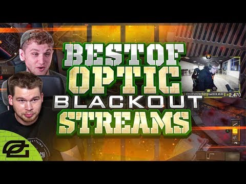 BEST OF OPTIC BLACK OPS 4 STREAMS!   Scump, Crimsix, Hitch, Courage, & MORE!!!