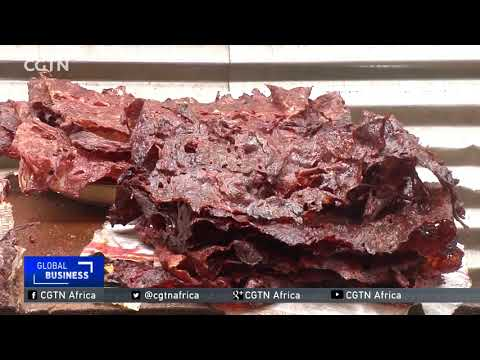 Meat business booming in Niger