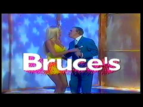 Bruce's Price is Right Advert - 1997
