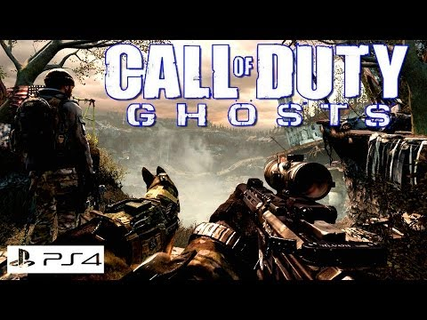 Call Of Duty: GHOSTS (PS4) SoLo Multiplayer - Try Harding COD Ghosts GamePlay - COD Multiplayer