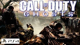call of duty ghosts ps4 solo multiplayer try harding cod ghosts gameplay cod multiplayer