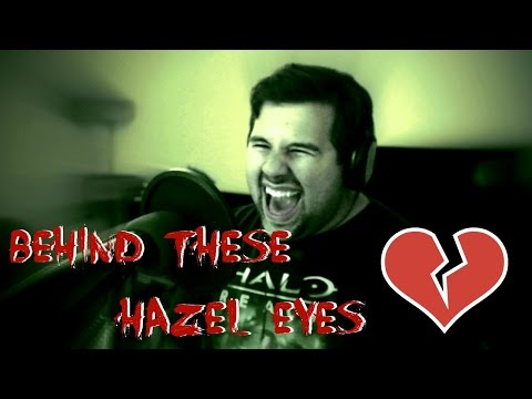 Kelly Clarkson - Behind These Hazel Eyes (Vocal Cover by Caleb Hyles)
