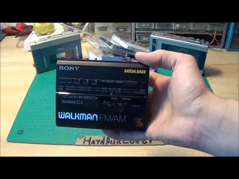 Sony WM AF64 Walkman Repair