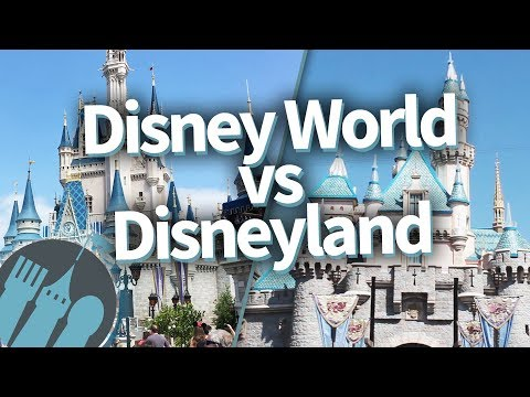 Disney World Vs Disneyland - Which One Is Best For YOU?