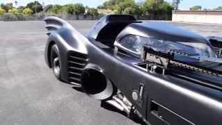 Walk Around & Start Batmobile #2427