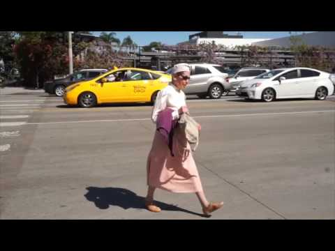 JEW TOWN... CHICK TRACTING TIPS - LOS ANGELES, CA.